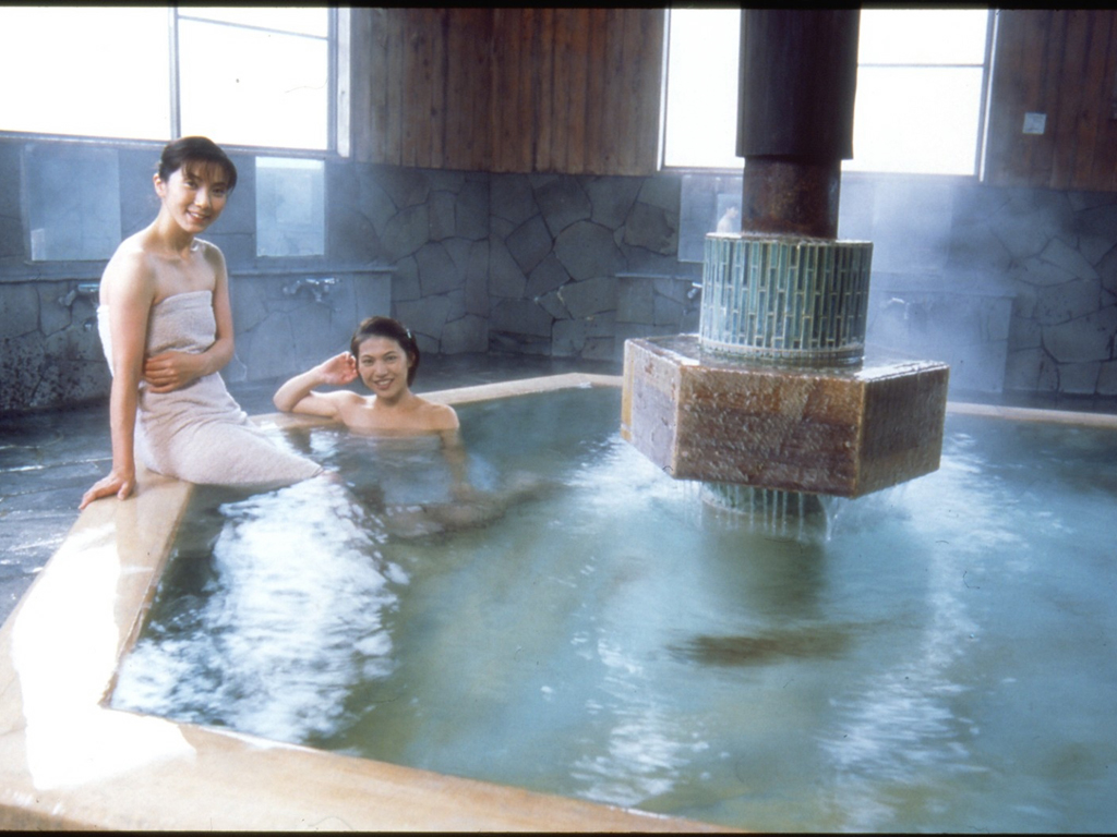 Hakuba Happo Hot Springs Onsen 八方温泉