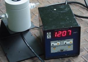 溶存水素量: 1.2 ppm (1,207 ppb)
